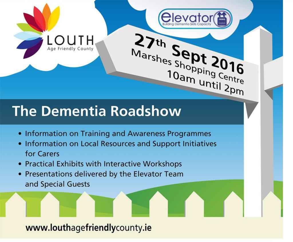 Dementia Elevator Road Show